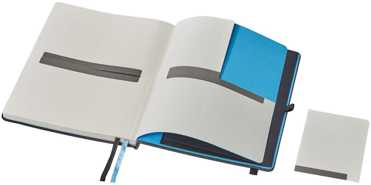 Bloc-notes personnalisé format A5 Conférence - cadeau d'entreprise