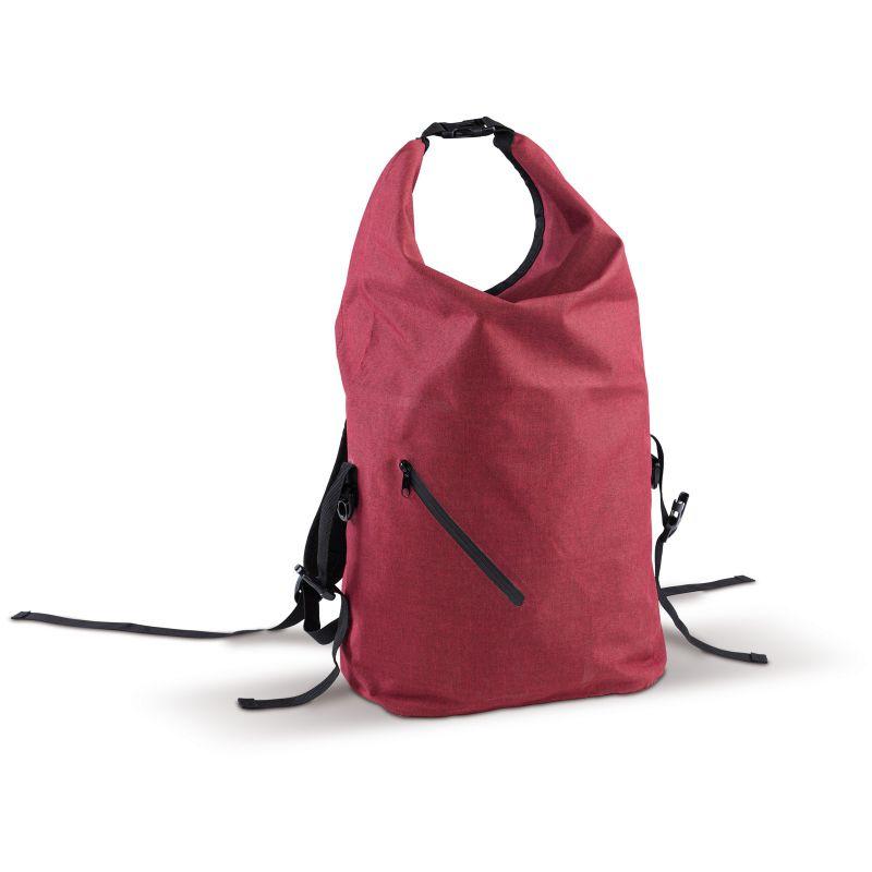 sac à dos publicitaire étanche Navy - sac à dos personnalisable