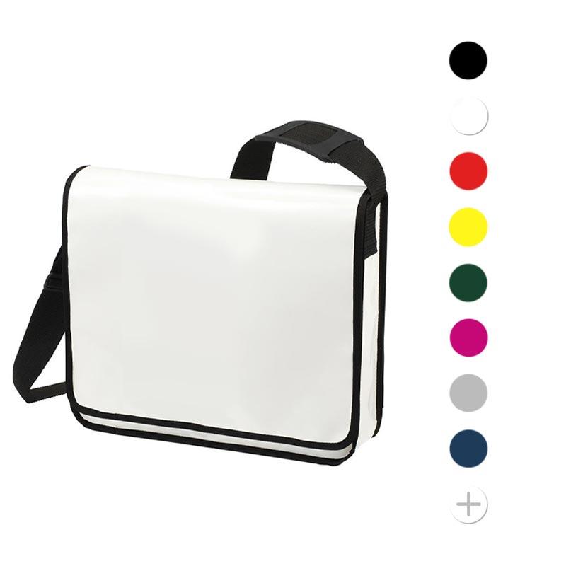 Sacoche publicitaire Flapbag Modul 1 horizontal - Coloris disponibles
