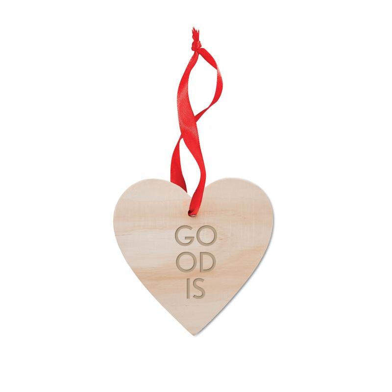 Décoration de Noël en bois WOOHEART