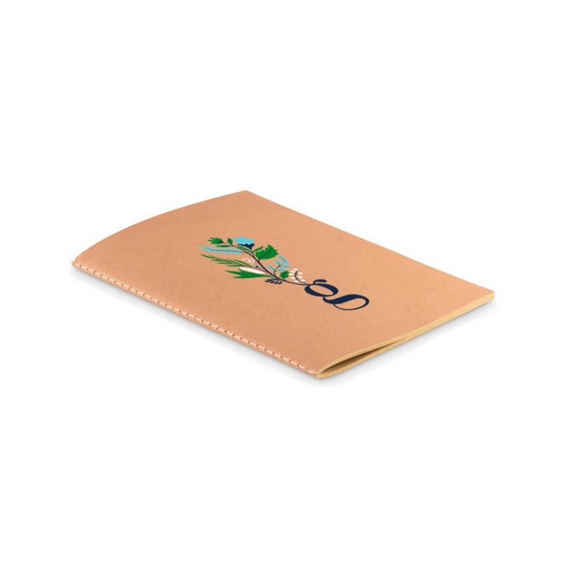 Goodies entreprise - Carnet publicitaire A5 Mid Paper Book