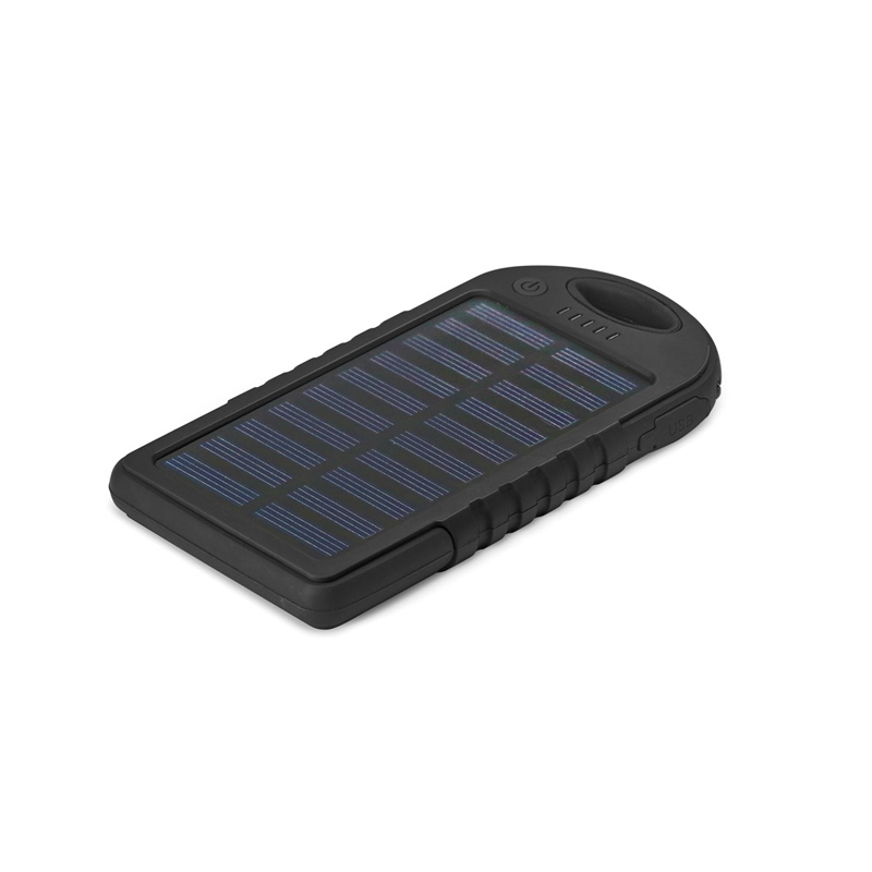 Cadeau publicitaire - Chargeur solaire publicitaire Lota