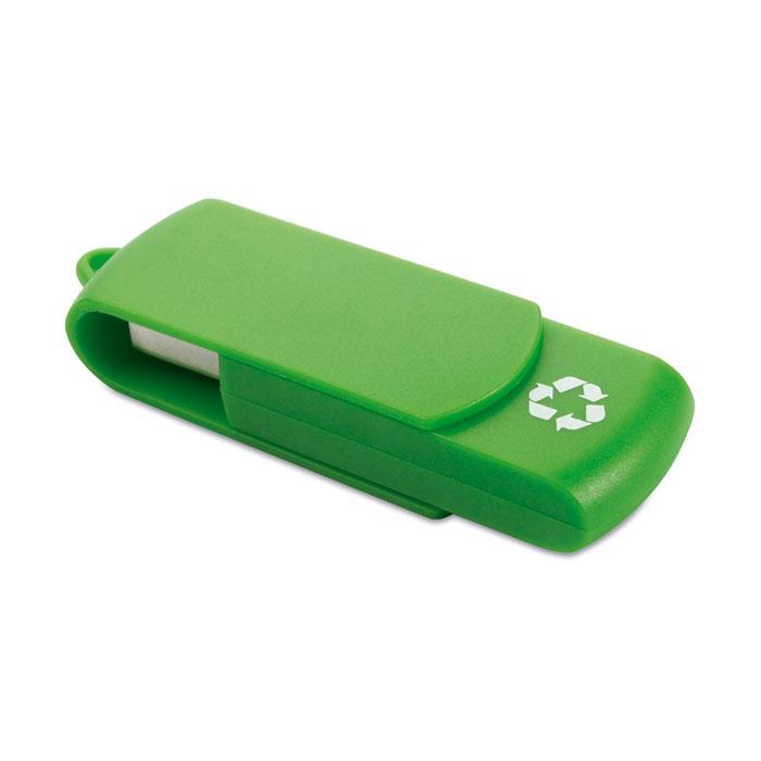 Clé USB publicitaire écologique Recycloflash