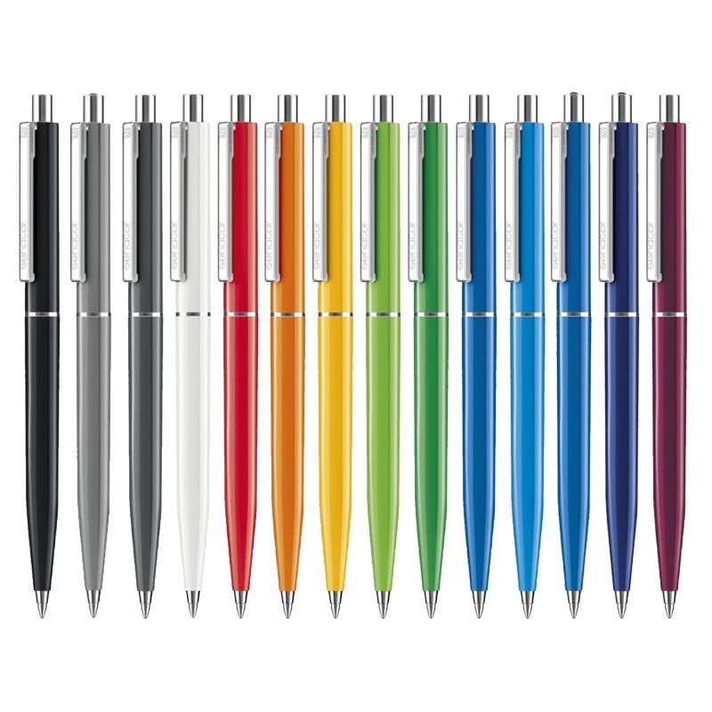Stylo bille publicitaire Point Polished - Coloris disponibles