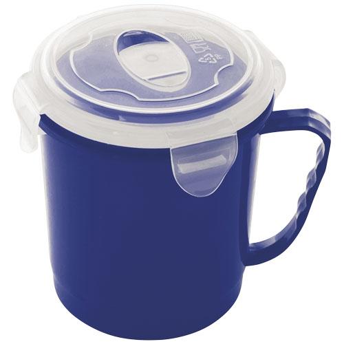 Boîte repas publicitaire Billy - boîte alimentaire publicitaire sans BPA
