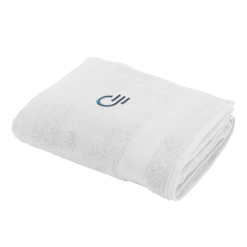 Serviette de bain Bath Towel 70x140cm 420 g - Coloris blanc