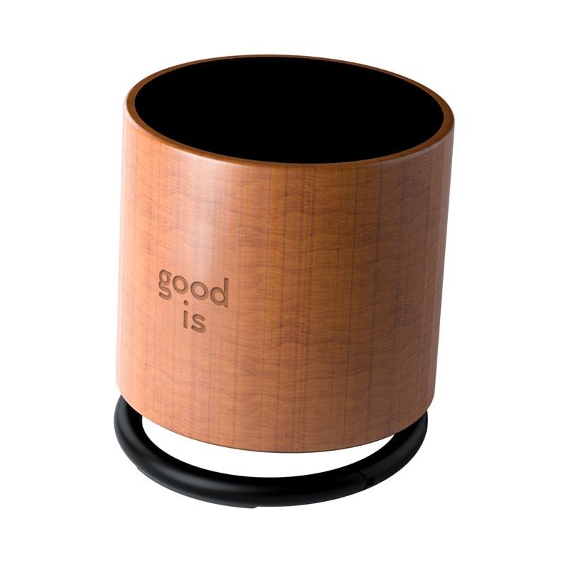 Haut parleur publicitaire Ring Éco - goodies high-tech