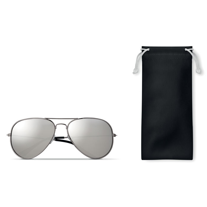 Cadeau publicitaire été - Lunettes de soleil personnalisables UV 400 Malibu