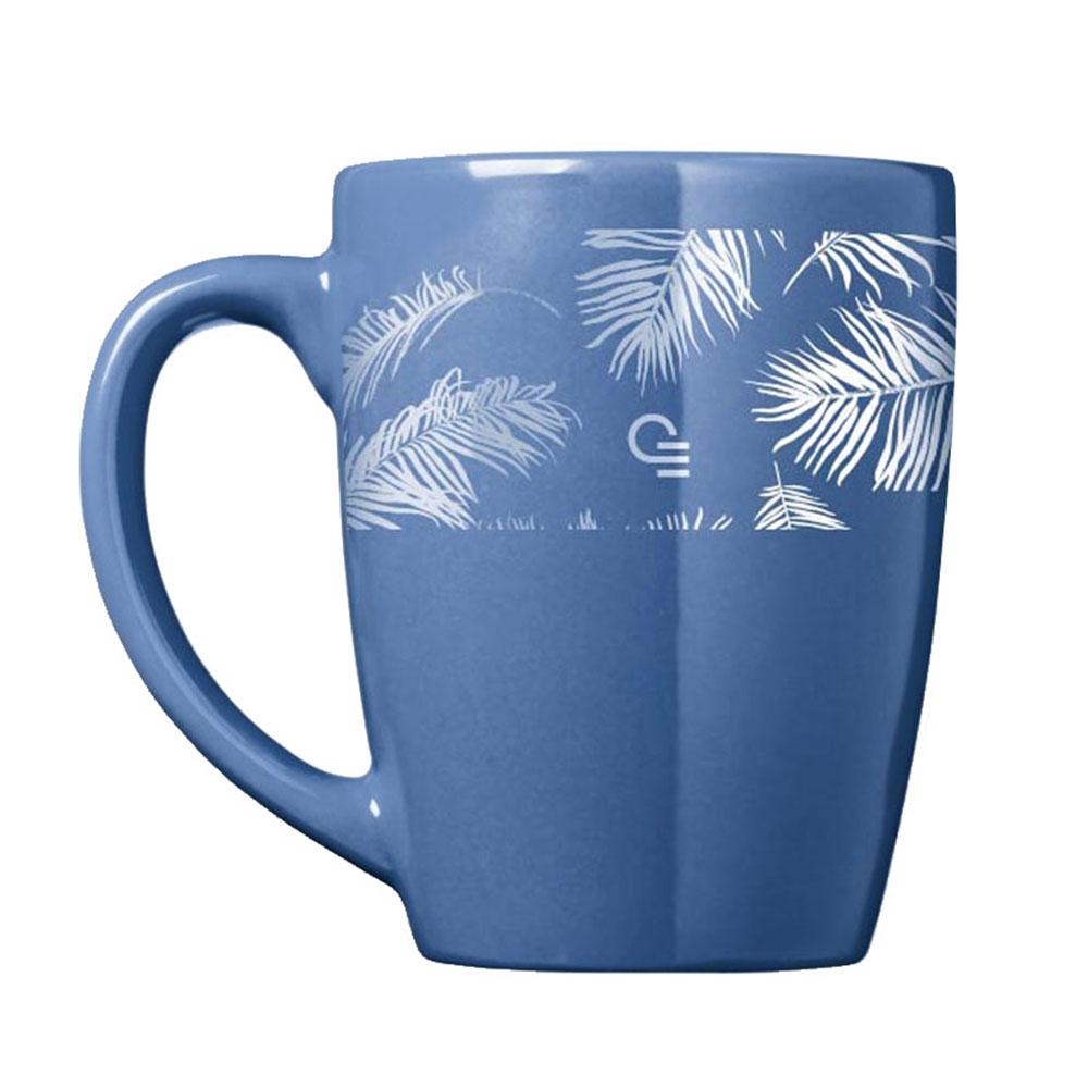 Mug céramique Medellin bleu
