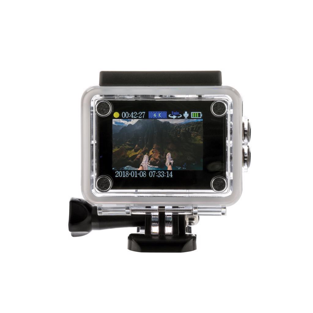 cadeau d'affaires - caméra d'action personnalisable 4k Resolution