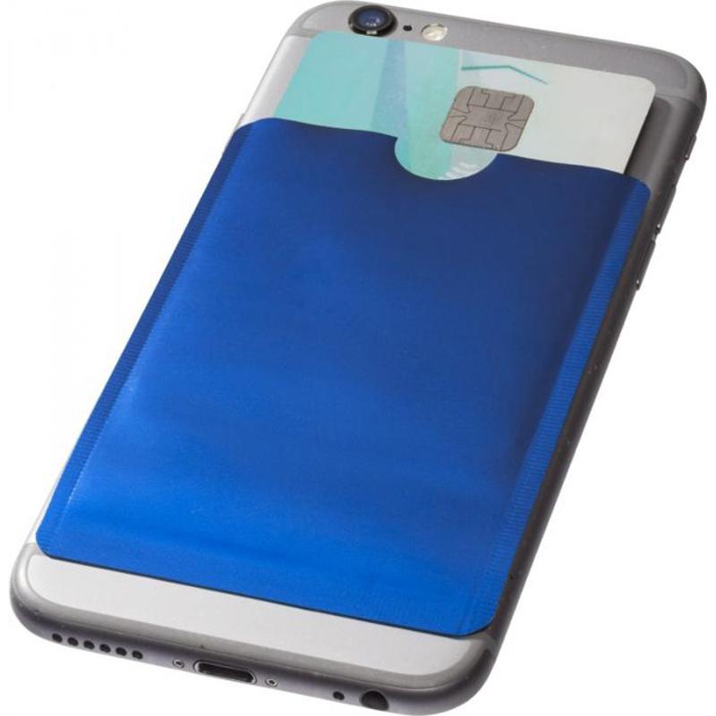 Goodies - Porte-carte publicitaire RFID pour smartphone Ulsan