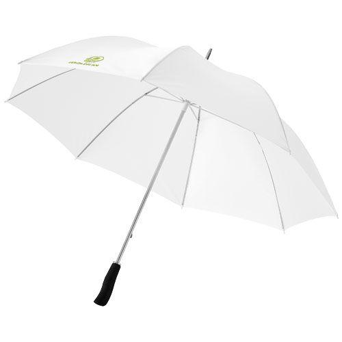 Parapluie publicitaire bleu marine