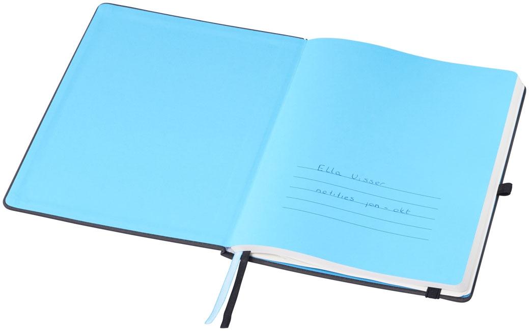 Bloc-notes personnalisé format A5 Conférence - objet publicitaire