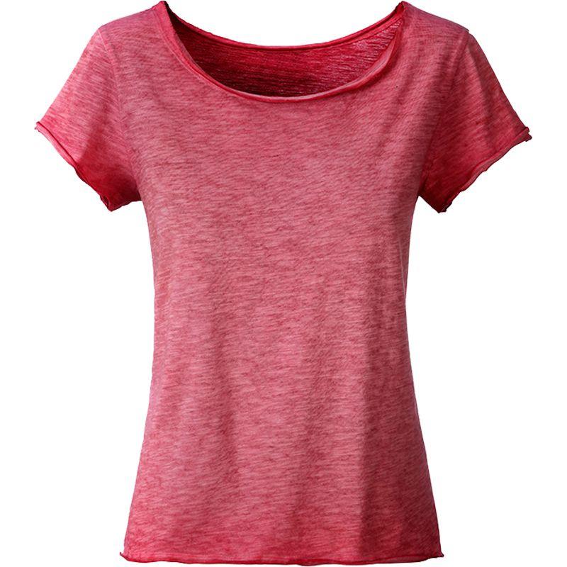 T-shirt bio personnalisé Femme Vicky - T-shirt bio en coton à personnaliser
