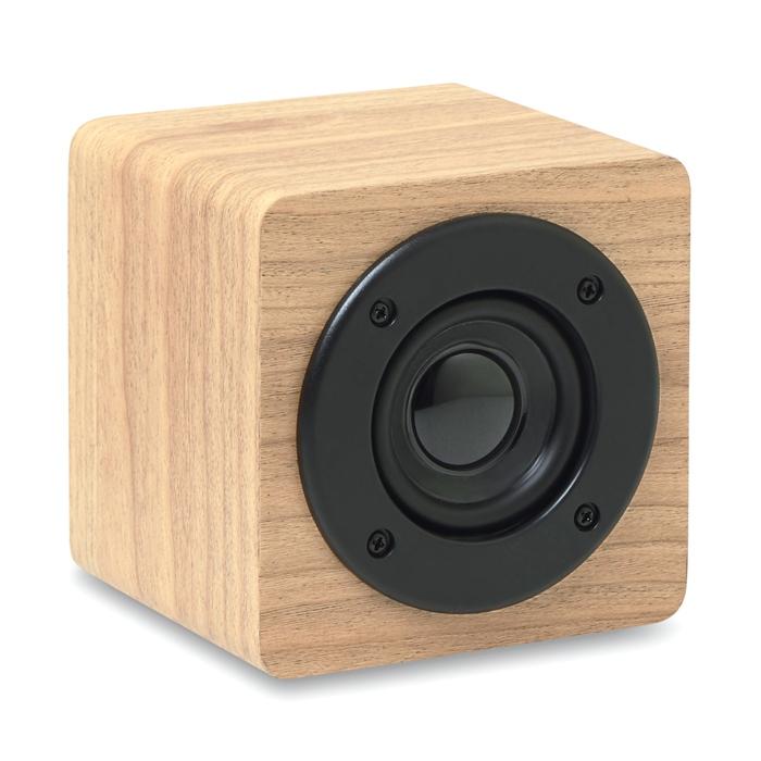 Haut-parleur Bluetooth publicitaire 3W Sonicone - Enceinte publicitaire nomade