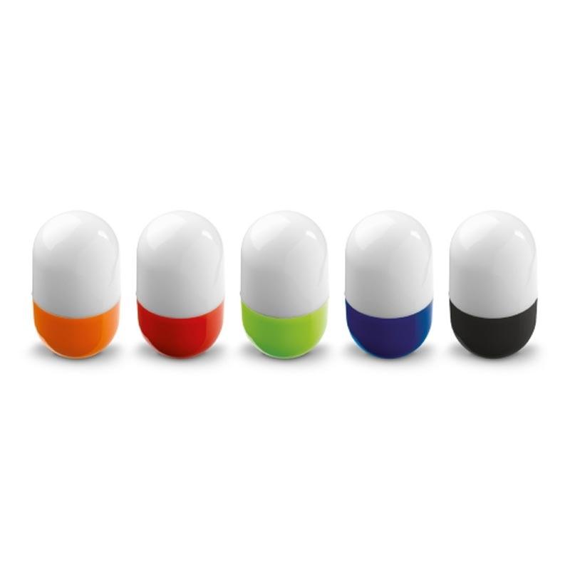 Lampe publicitaire forme d'oeuf Elise - Coloris disponibles