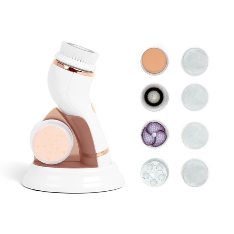 Brosse nettoyante publicitaire visage Beauty - Embouts