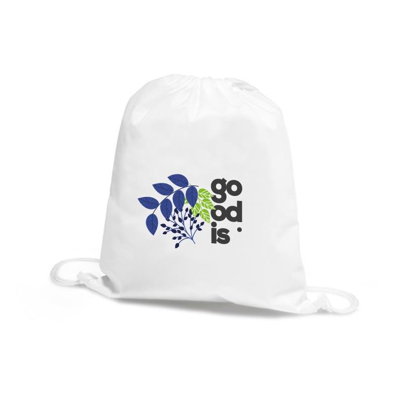 Gym bag personnalisé - Sac à dos à colorier Snoopy