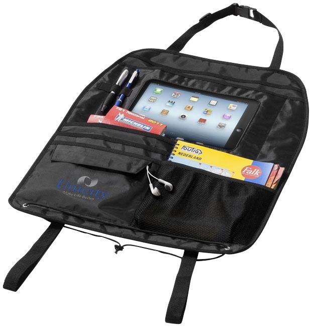 Cadeau d'entreprise pour voiture - Rangement pour véhicule pour tablette Stac®