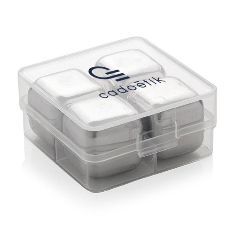 Goodies - glaçons réutilisables dans boîte transparente