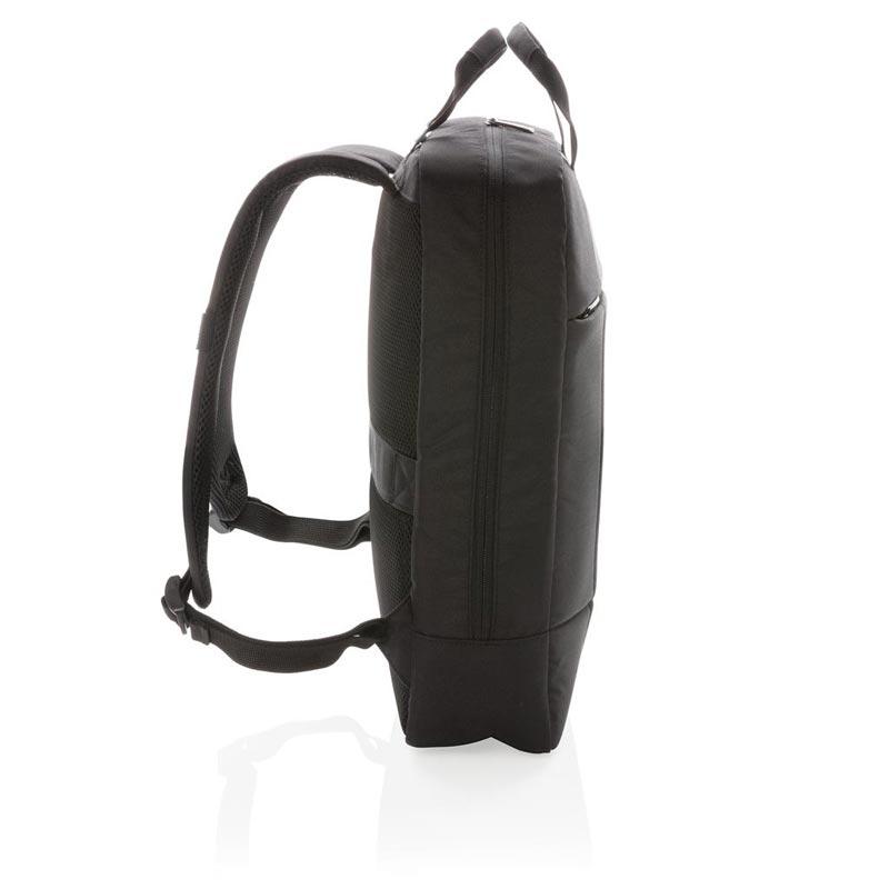 sac à dos ordi en plastique recyclé
