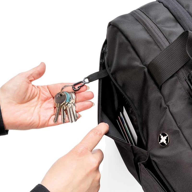 Sac de sport valise Swiss Peak RFID Roma