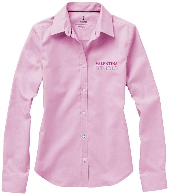 Chemise publicitaire Vaillant pour femme - chemise personnalisable