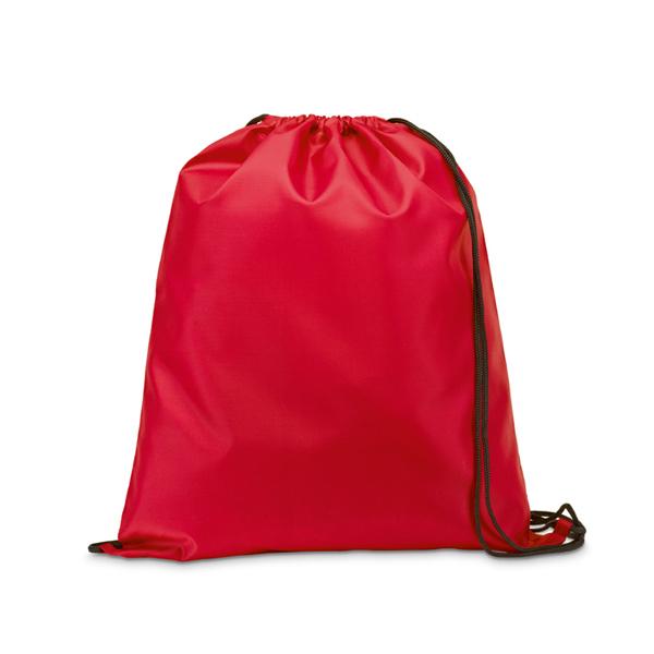 Gym bag publicitaire Start vert - gym bag personnalisable
