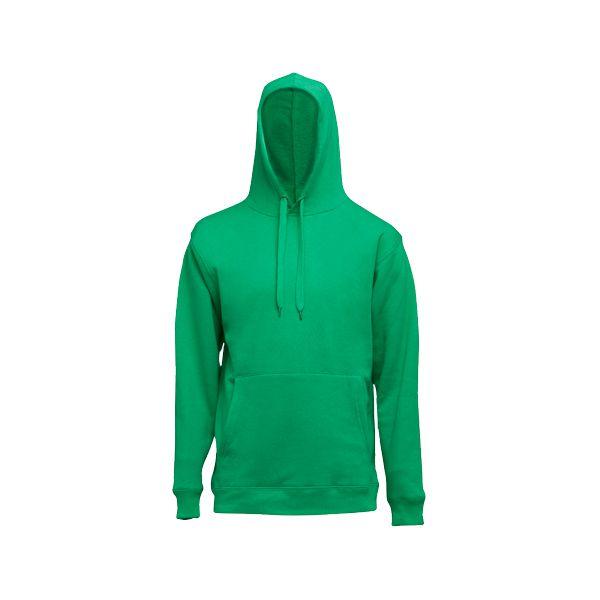 Textile publicitaire - Sweat-shirt personnalisé à capuche Phoenix - turquoise