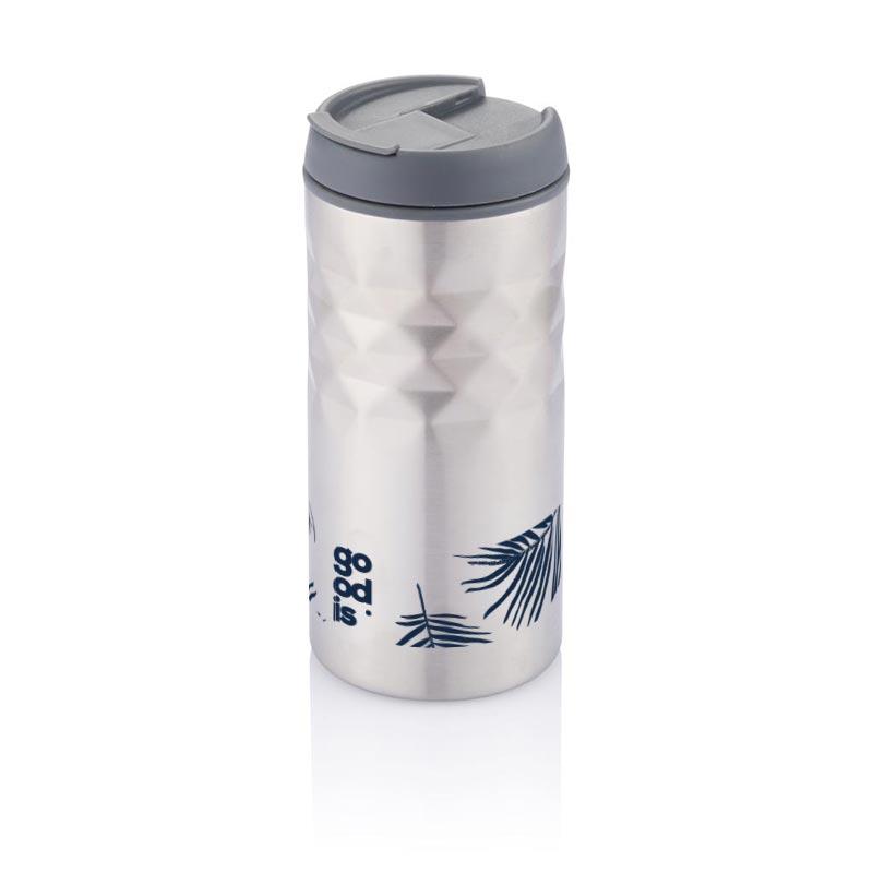 Mug personnalisable Mosa noir - mug promotionnel