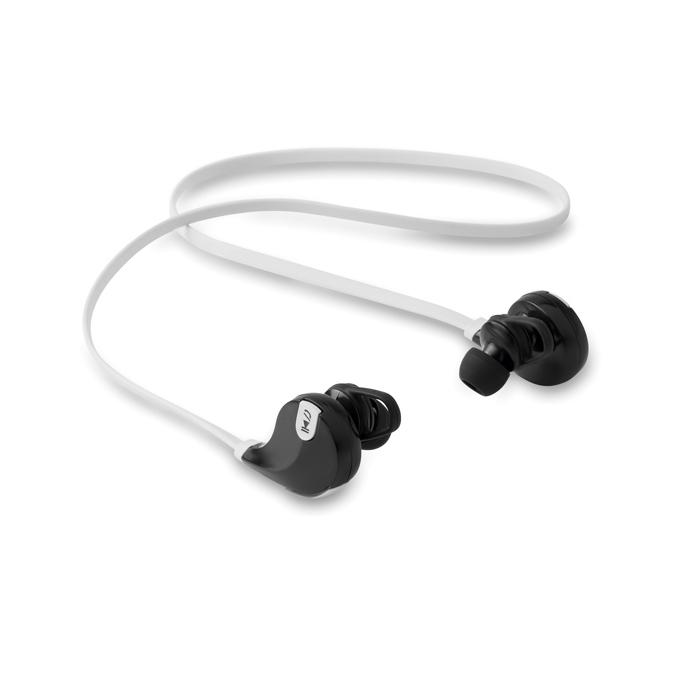 Cadeau publicitaire - Écouteurs publicitaires Bluetooth Rockstep