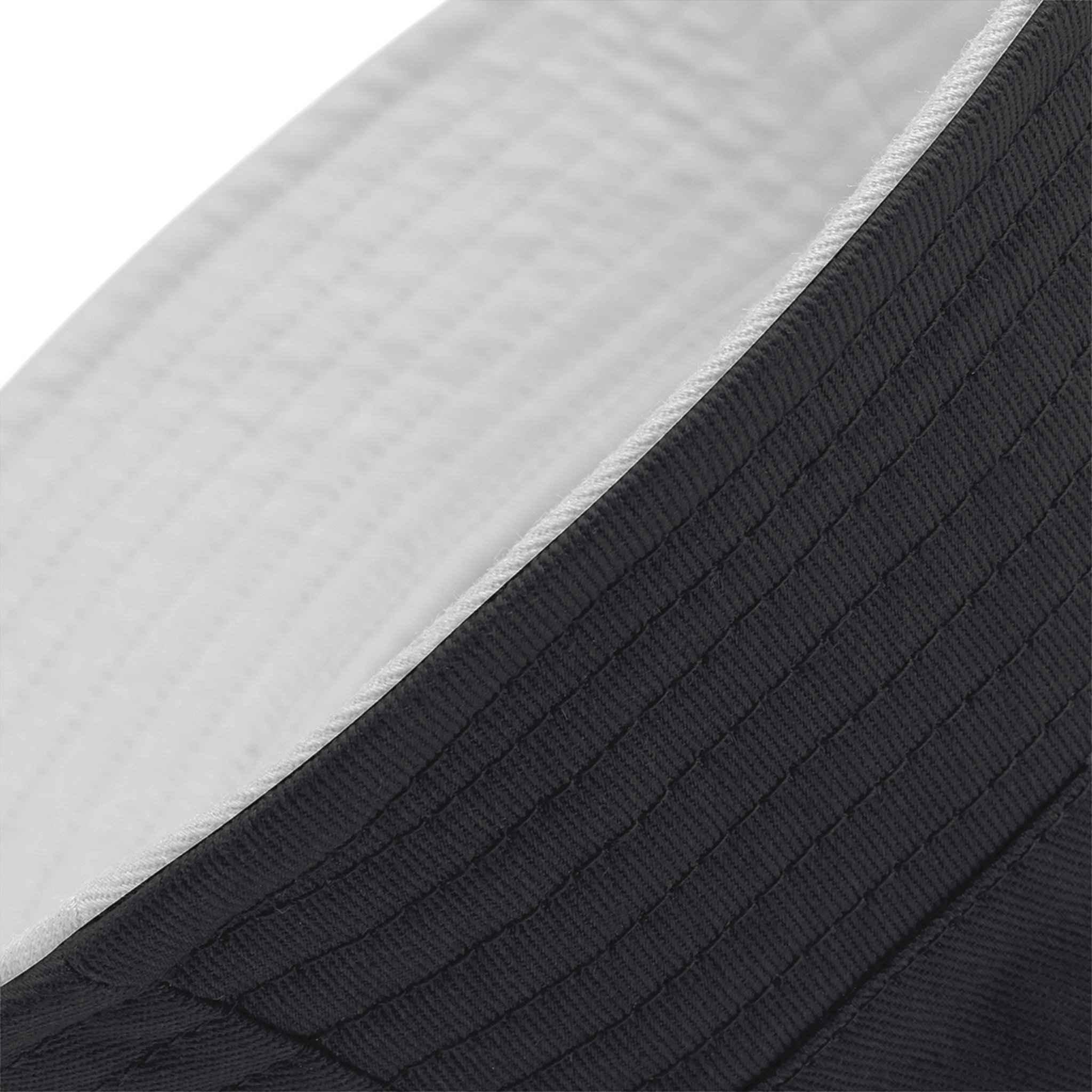 Chapeau promotionnel Bucket - chapeau personnalisable french navy/blanc