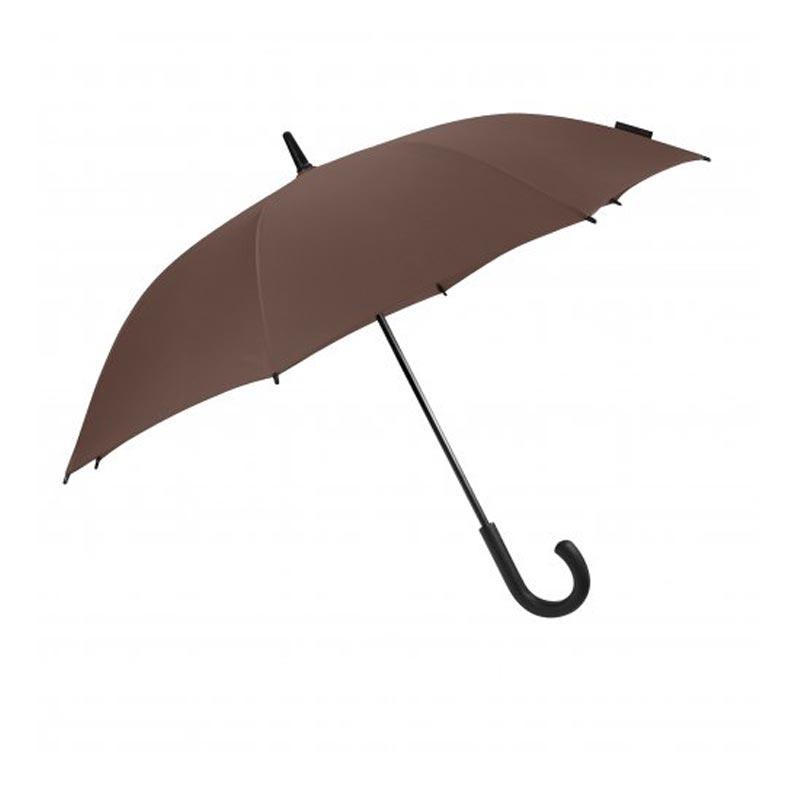 Parapluie publicitaire Foggy - marron