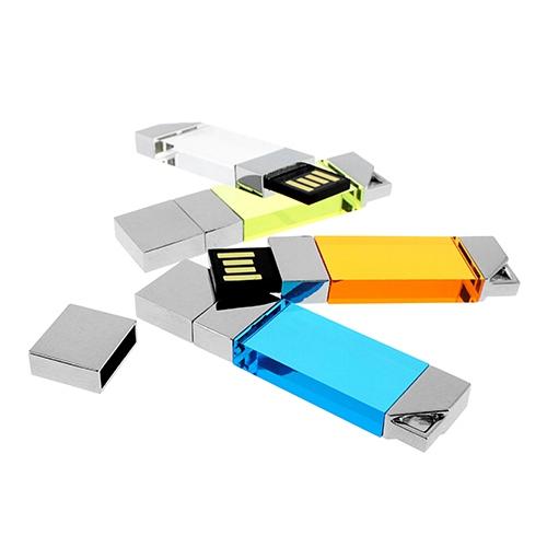 Clé USB publicitaire Alfa - Cadeau publicitaire