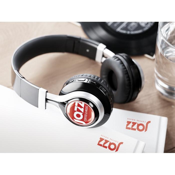 Casque audio Bluetooth® personnalisé New Orleans - Cadeau publicitaire