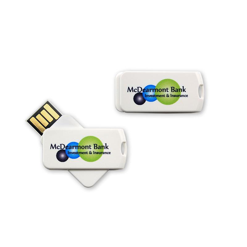 Clé USB publicitaire Smart Twist
