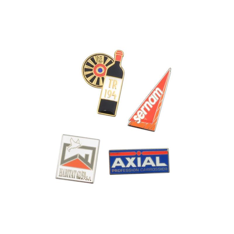 Pin's publicitaire Premium - Goodies entreprise