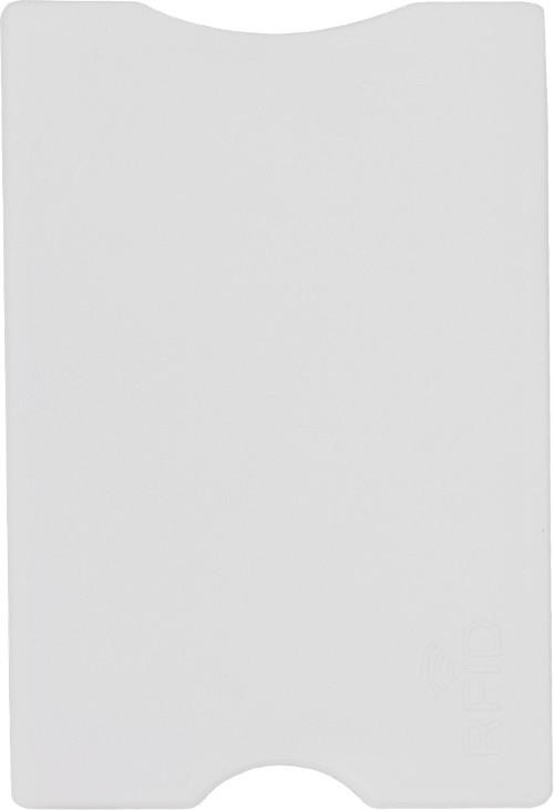 Porte-cartes promotionnel Focus rouge - porte-cartes publicitaire