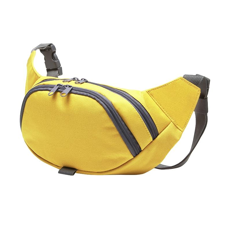 Sac banane publicitaire Tutti Colori jaune