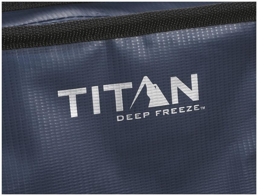 Sac isotherme publicitaire Titan Deep Freeze® 2 Day - Cadeau publicitaire