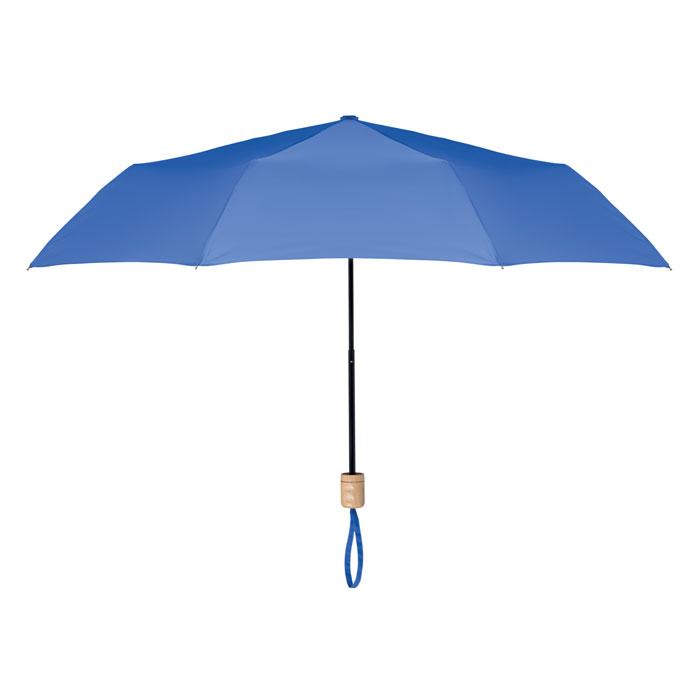 Parapluie publicitaire pliable en rPET Tralee