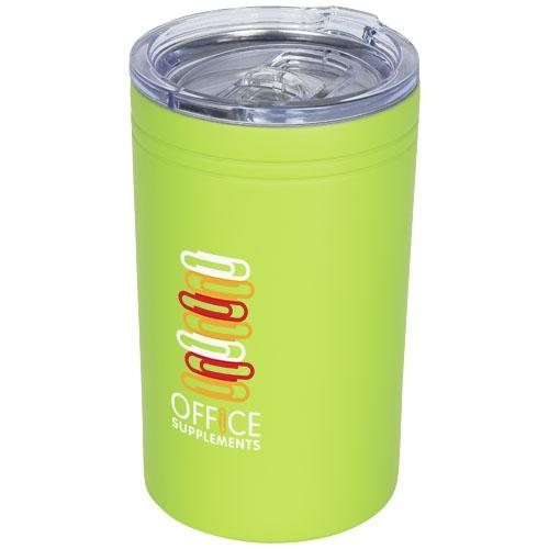 gobelet réutilisable publicitaire Pika - mug personnalisable en acier double paroi