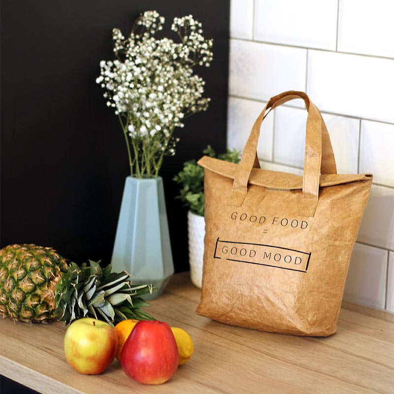 Sac lunch box isotherme publicitaire Erin - Goodies entreprise
