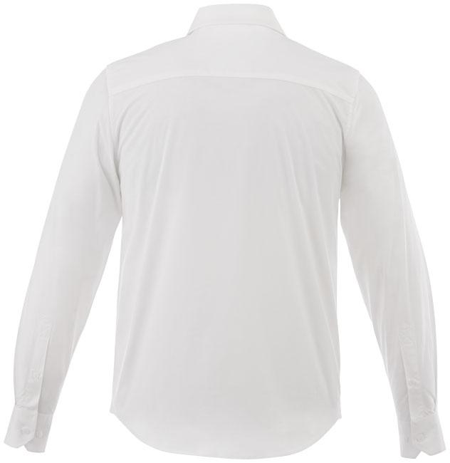 Chemise publicitaire manches longues Hamell pour homme - chemise personnalisable