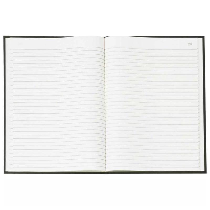 carnet publicitaire A5 sur-mesure - pages intérieures