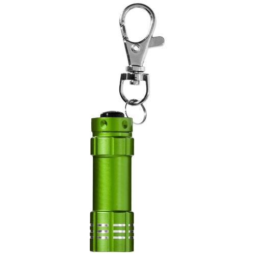 Mini torche publicitaire Astro avec porte-clés  - Objet publicitaire