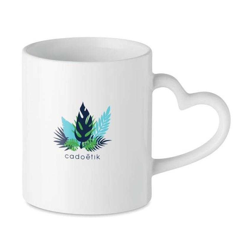 Mug céramique sublim300ml SUBLIM WHITE
