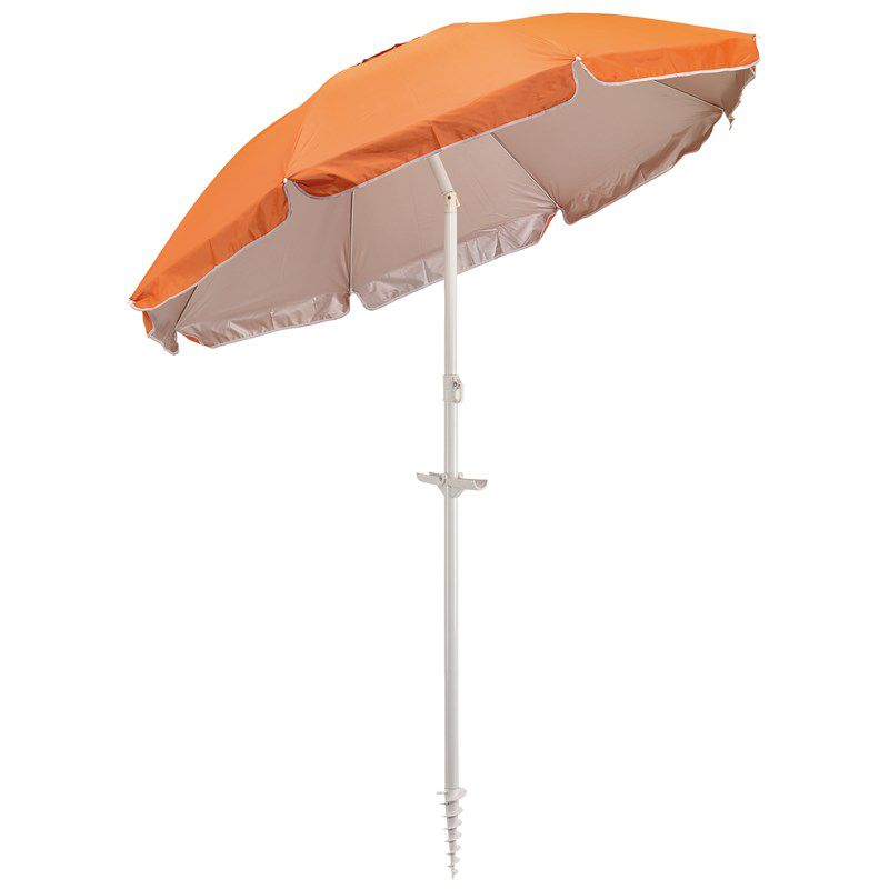 Parasol personnalisé inclinable Beachclub - objet publicitaire été