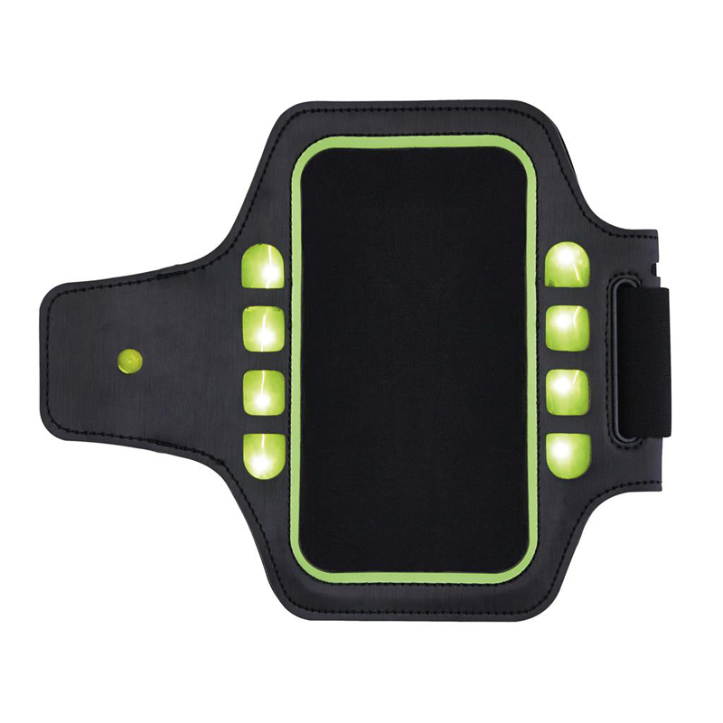 Brassard publicitaire avec LED - Cadeau d'entreprise