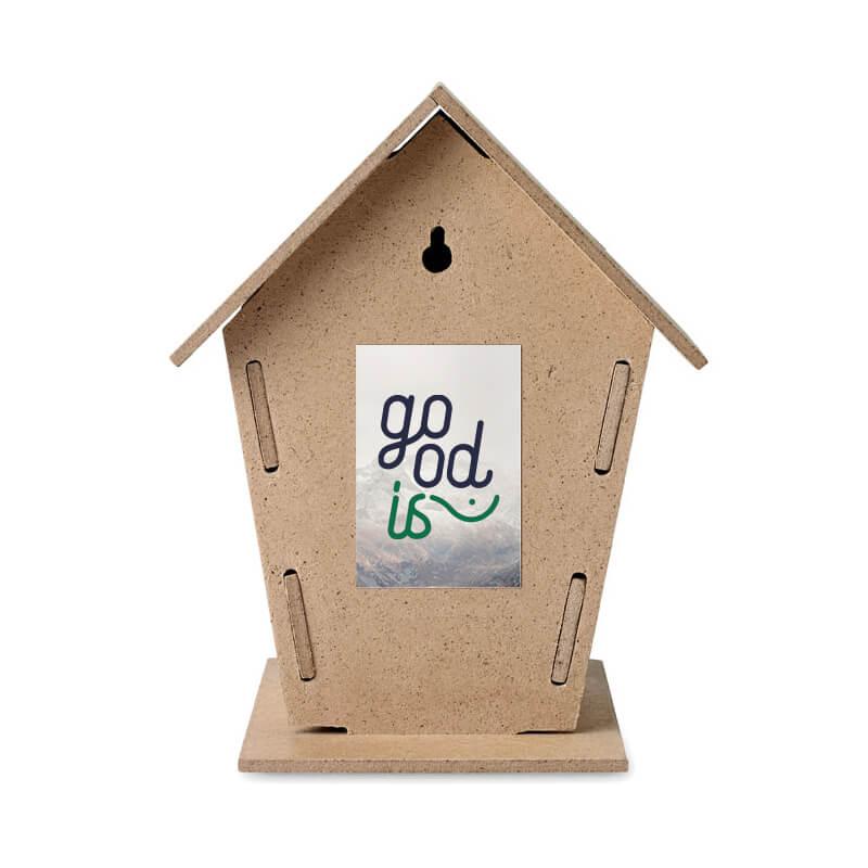 Goodies écologique - Nichoir à oiseaux Woohouse